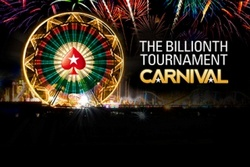 s » The Billionth Tournament Carnival на Покер Старс The Billionth Tournament Carnival