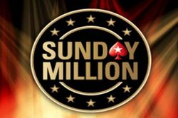 Юбилейный Sunday Million с призовым фондом $9 000 000